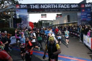 The North Face 100 2014