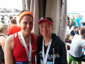city2surf with jess