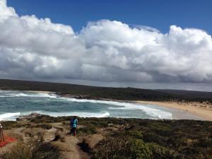 coast behind