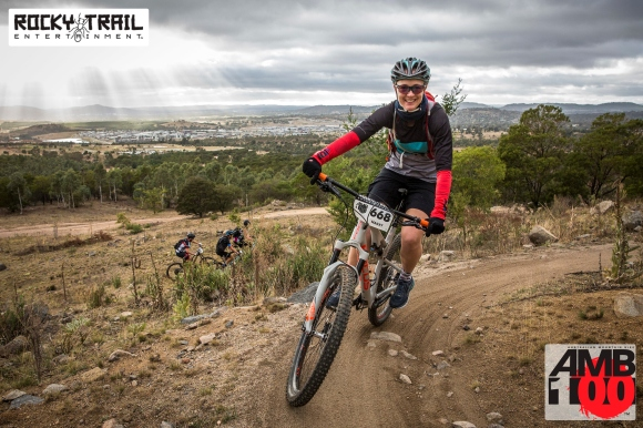Rocky Trail Entertainment's AMB100, Mount Stromlo, 2018